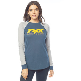 Fox Race Team LS Top Women navy